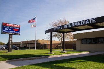 Irvine Intermediate School