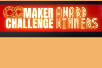 OC Maker Challenge 2021 Award Winners
