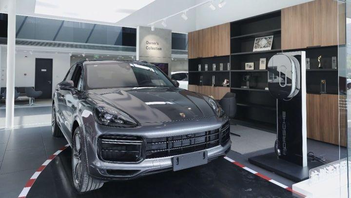 Porsche Centre Hangzhou Binjiang, 2020, Porsche AG