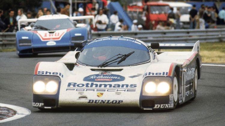 962 C, Le Mans, 1986, Porsche AG