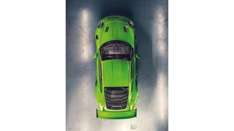 GT3 RS, Porsche Engineering, 2018, Porsche AG
