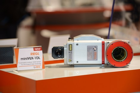 RIEGL_miniVUX-1DL_UAV-LiDAR-sensor