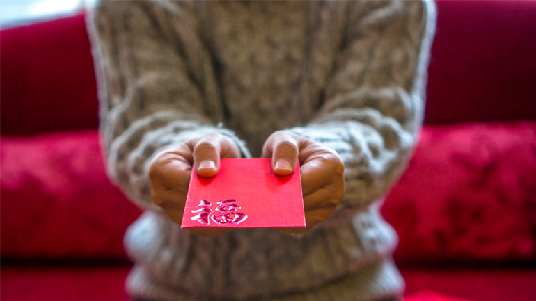 TD Newsroom - Featured News - Culture & Money: What the red envelope taught me about spending