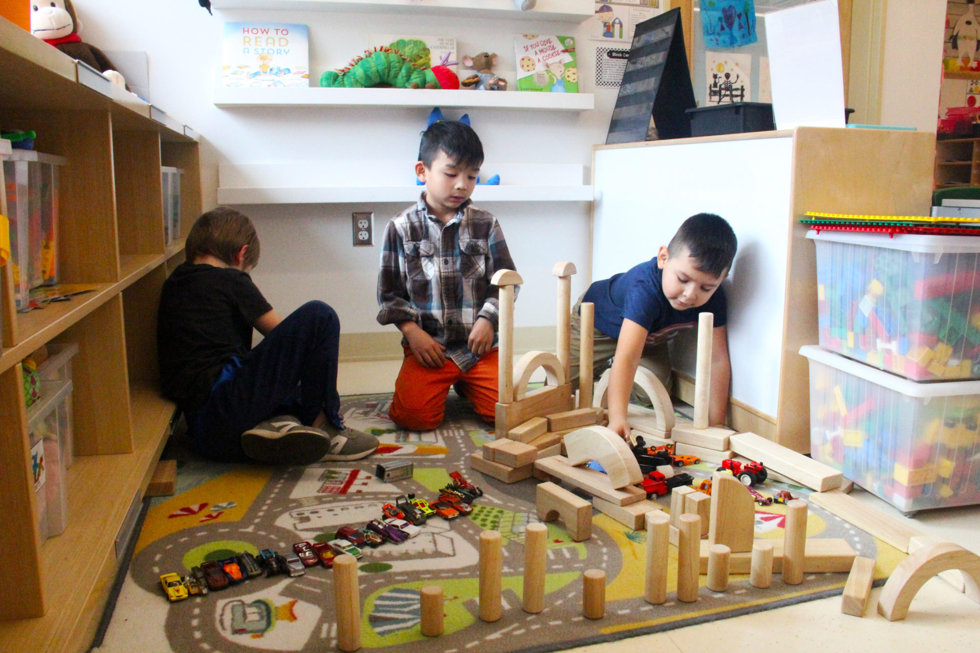How Play Is Making A Comeback In Kindergarten
