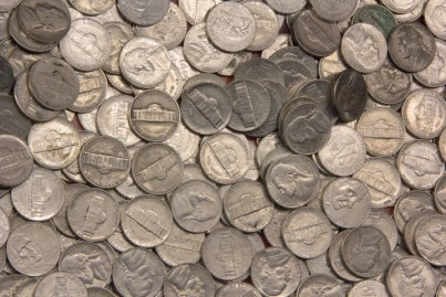 Nickels are the lifeblood of Nickel Mania Arcade in Carrolton, Tx.  [click image for Hi-Res image]