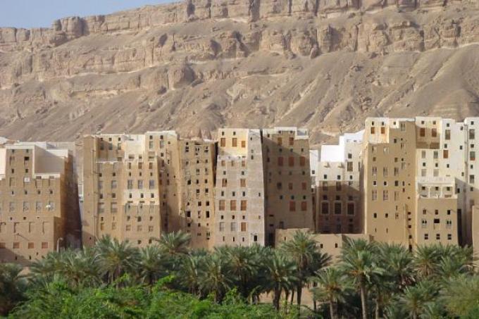 Shibam city, Yemen | Photo source: traveladventures.org