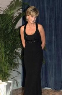 Принцесса Диана очаровала Дональда Трампа на благотворительном ужине в Нью-Йорке в декабре 1995 года