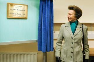Есть хороший шанс, что принцесса Энн была в этой куртке на протяжении десятилетий. /Ян Форсайт / Getty Images