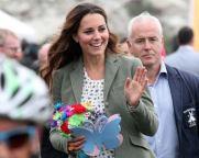 Кейт Миддлтон была нужна новая секретарша. / Paul Lewis / AFP / Getty Images