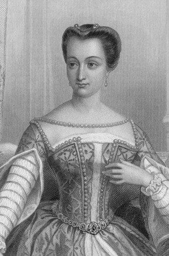 Диана де Пуатье - фаворитка короля Генриха II и предок Марии Кристины