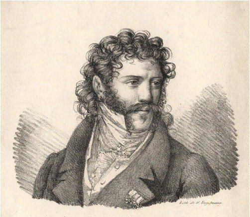 Портрет Бартоломео Пергами
