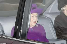 Королева в Сандрингеме