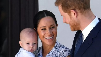 Photo of Prince Harry and Meghan to spend Christmas in Canada