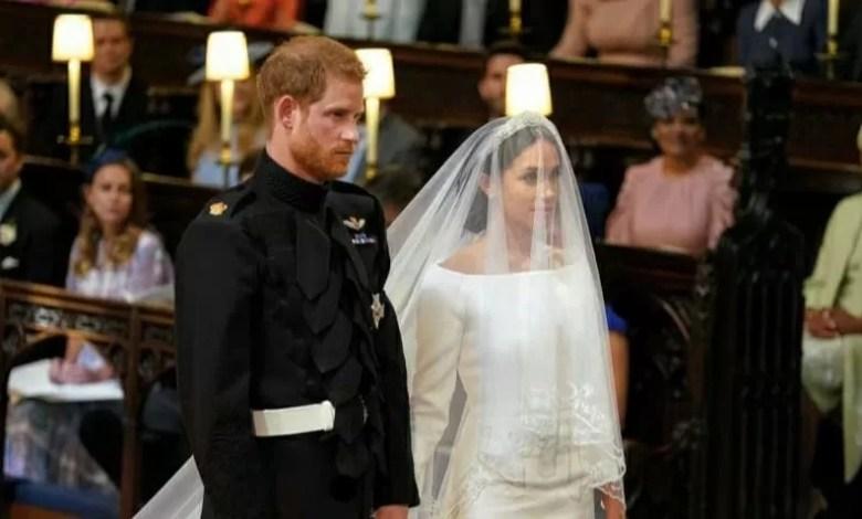 Harry and Meghan's wedding