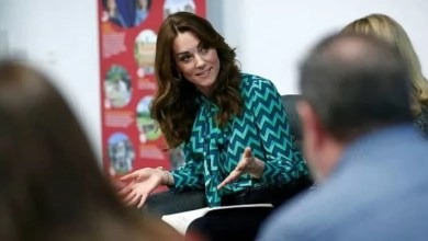 Photo of The Duchess of Cambridge has launched a new project