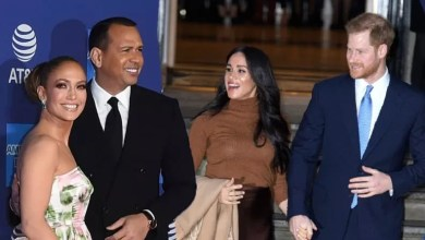 Photo of Meghan Markle and Prince Harry had dinner with Jennifer Lopez and Alex Rodriguez in Miami