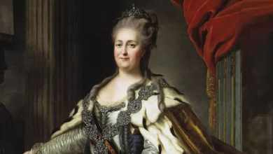 Photo of The Death of Catherine the Great