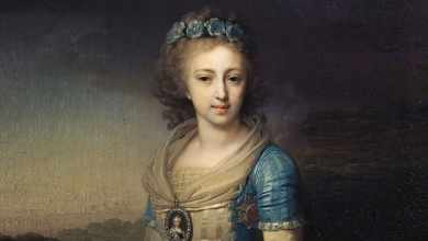 Photo of The short life of Elena the Beautiful-the favorite granddaughter of Empress Catherine II