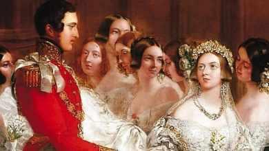 Photo of Свадьба и брачная ночь королевы Виктории