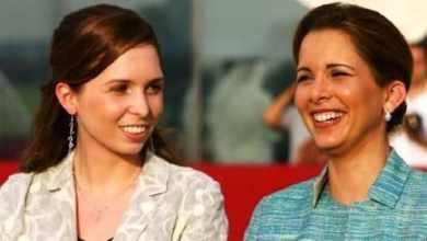 Photo of Сестра короля Иордании Абдаллы и принцессы Хайи выходит замуж за британского журналиста, сменившего ради нее веру и имя
