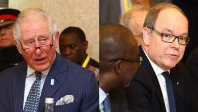 Photo of Принц Чарльз был на одном мероприятии с князем Монако Альбером
