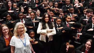 Photo of Подробности посещения Меган Маркл школы в Дагенхеме