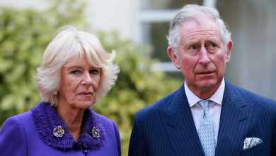 Photo of Принц Чарльз и Камилла, герцогиня Корнуолла покидают Лондон
