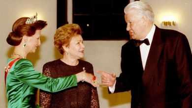 Photo of Особые отношения между королевой Соней и Борисом Ельциным