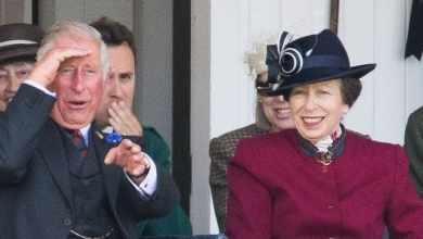 Photo of Реакция принцессы Анны, когда ее назвали принцем Уэльским