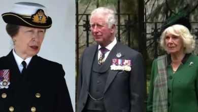Photo of Принцесса Анна обратилась к народам бывшего СССР, Чарльз и Камилла посетили мемориал в Балморале