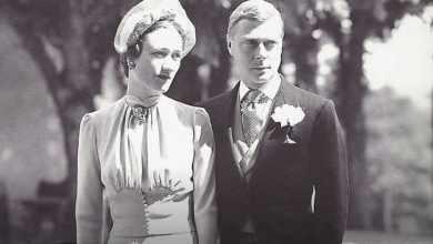 Photo of Свадьба Эдуарда VIII и Уоллис Симпсон