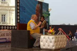 Ruskin Bond 2 300x198 - A day with Ruskin Bond