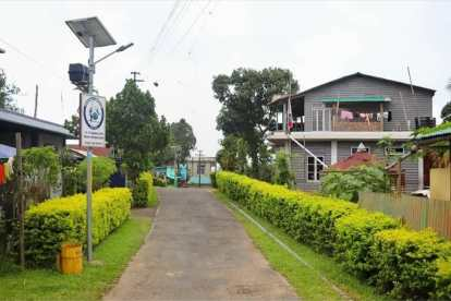 Tripura 2 - Vanghmun, sets example by being the 'clean and green' village of Tripura