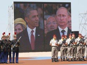 Обама и Путин впервые встретились с начала кризиса на Украине