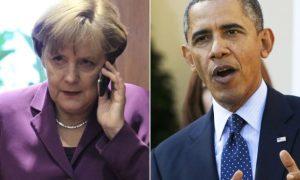 Кто не сражается тому не помогают - Обама и Меркель озабочены Украиной