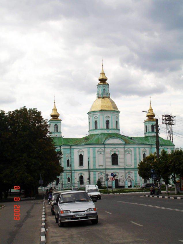 Покровский собор в Ахтырке