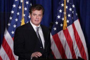 Департамент юстиції дав запит на банківські операції Пола Манафорта.
