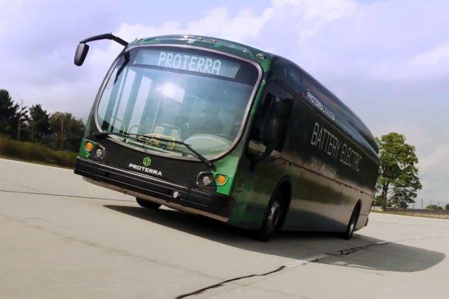 електробус Proterra