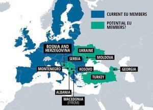 Украина-ЕС. Брюссель намерен поддержать развитие малого и среднего бизнеса