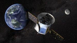 Космічний корабель TESS (NASA) починає наукові операції