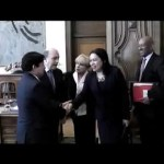 Guyana Foreign Minister at OAS