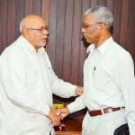 Pres. Ramotar apologises to Granger
