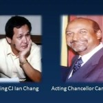 Granger offers formula for Chancellor and CJ positions