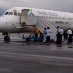 "U.S ""delivers"" 26 deportees at Cheddi Jagan Airport"