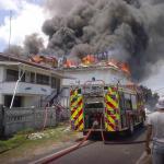 Fire guts Beepat's storage bond on East Coast
