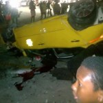 Two killed in Mandela Avenue accident