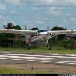 Trans Guyana plane was seen going down
