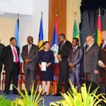 CARICOM Leaders meet in St. Vincent