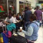 Passengers left stranded as Guyana puts hold on operations of Venezuelan flag carrier
