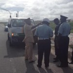 Passenger shot dead in Route 44 mini-bus at Turkeyen during robbery